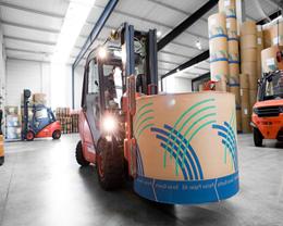 Papiertransporte & Spezialtransporte