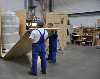 Verpackungsdienstleistungen